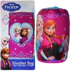 Disney Frozen Sleeping Bag/Backpack